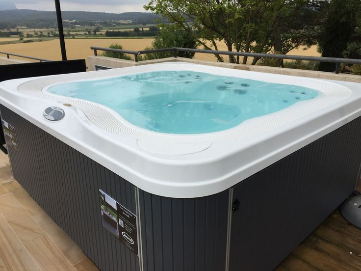 Спа бассейн Jacuzzi Profile top