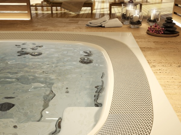 Спа бассейн Jacuzzi Enjoy Top Professional